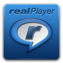real player logo